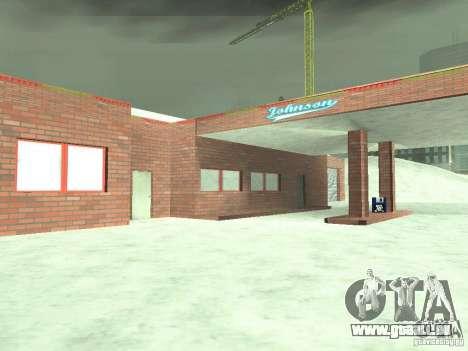 Neige v 2.0 pour GTA San Andreas dixième écran