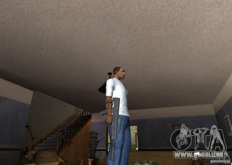 QCW-05 für GTA San Andreas dritten Screenshot
