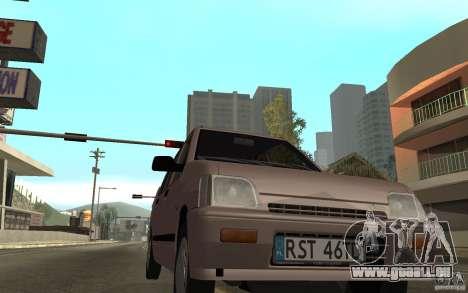 Daewoo Tico SX für GTA San Andreas linke Ansicht