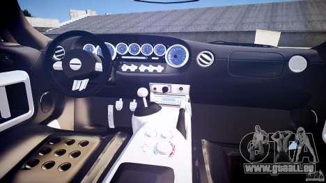 Ford GT1000 2006 Hennessey [EPM] EXTREME VERSION pour GTA 4 est un droit