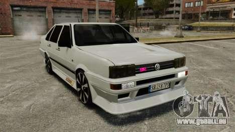 Volkswagen Santana Shanghai Century Rookie für GTA 4