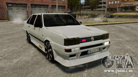 Volkswagen Santana Shanghai Century Rookie pour GTA 4