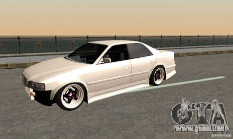 Toyoyta Chaser jzx100 pour GTA San Andreas