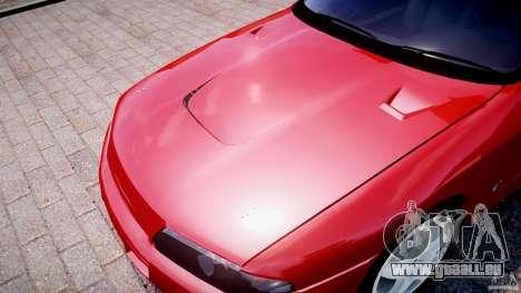 Nissan Skyline R32 GTS-t 1989 [Final] pour GTA 4 Salon