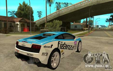 Lamborghini Gallardo LP560 für GTA San Andreas rechten Ansicht