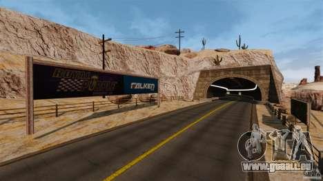 Ambush Canyon für GTA 4 neunten Screenshot