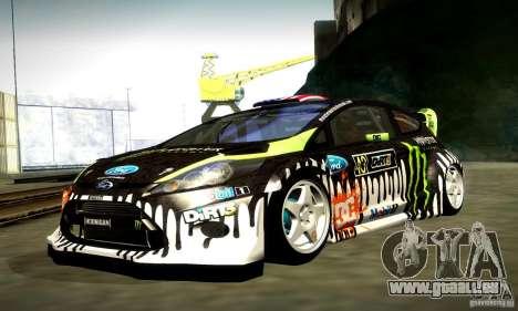Ford Fiesta Gymkhana 4 pour GTA San Andreas