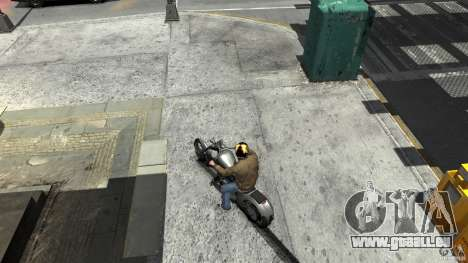 Helm Volcom, Metallica & Simpsons für GTA 4 sechsten Screenshot