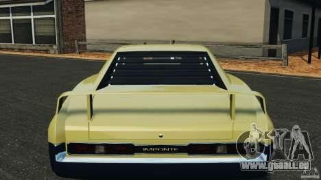New Dukes für GTA 4 Innen