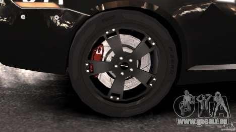 NFSOL State Police Car [ELS] pour GTA 4 Vue arrière