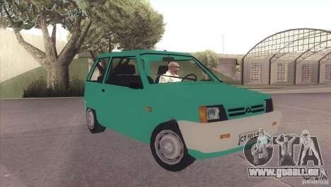 Dacia 500 Lastun für GTA San Andreas linke Ansicht