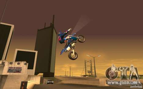 Red Bull Clothes v1.0 für GTA San Andreas zehnten Screenshot
