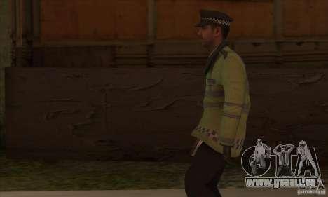 Une nouvelle Police pour GTA San Andreas quatrième écran
