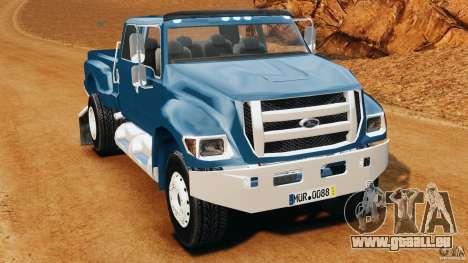 Ford F-650 XLT Superduty für GTA 4