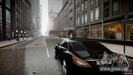 ENBSeries specially for Skrilex pour GTA 4 troisième écran