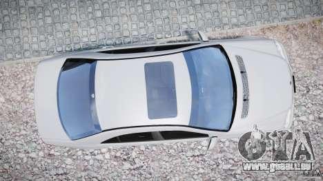 Mercedes-Benz C32 AMG 2004 pour GTA 4 est un droit