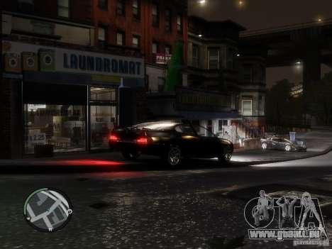 Dodge Interpid V6 pour GTA 4 est une gauche