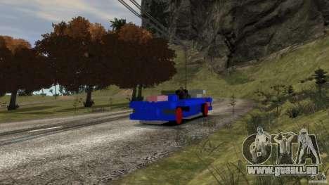 LEGOCAR pour GTA 4
