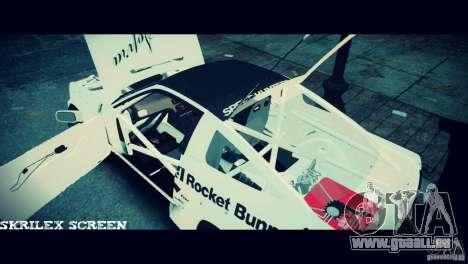 Nissan 380sx BenSpora pour GTA 4 est un côté