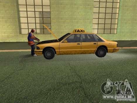 Lebendige Raum v1. 0 für GTA San Andreas sechsten Screenshot
