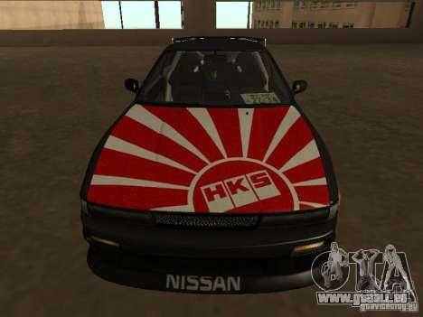 Nissan Silvia S13 JDM für GTA San Andreas