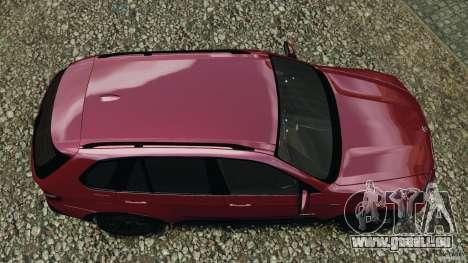BMW X5 xDrive30i für GTA 4 rechte Ansicht