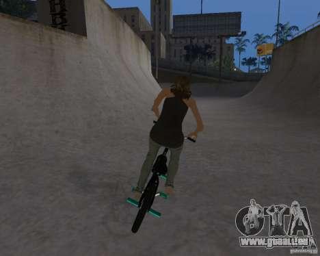 Tony Hawks Emily pour GTA San Andreas troisième écran