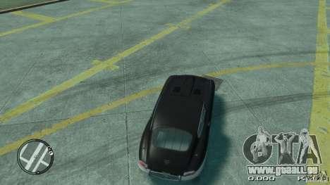 Jaguar XK E-type für GTA 4 hinten links Ansicht