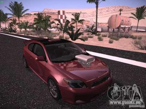 Scion tC pour GTA San Andreas