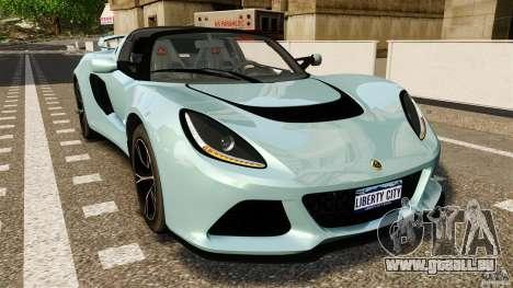 Lotus Exige S 2012 für GTA 4