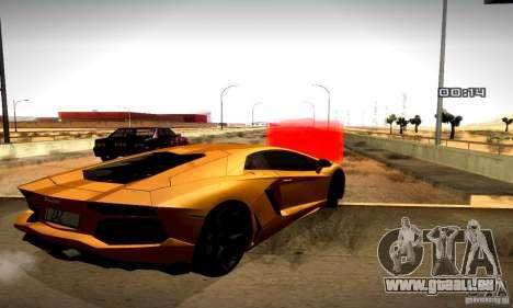 Drag Track Final pour GTA San Andreas sixième écran