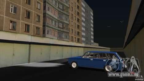 Arzamas bêta 2 pour GTA San Andreas troisième écran