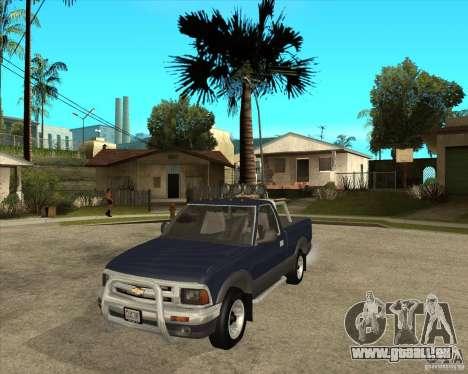 1996 Chevrolet Blazer pickup pour GTA San Andreas