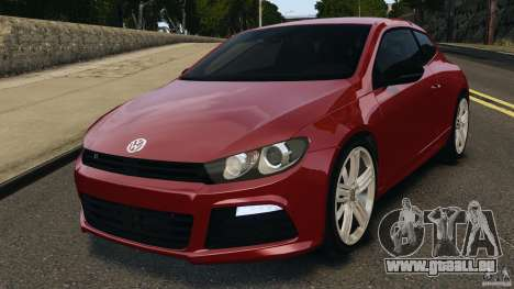 Volkswagen Scirocco R v1.0 pour GTA 4