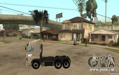 Hino 700 Series für GTA San Andreas linke Ansicht