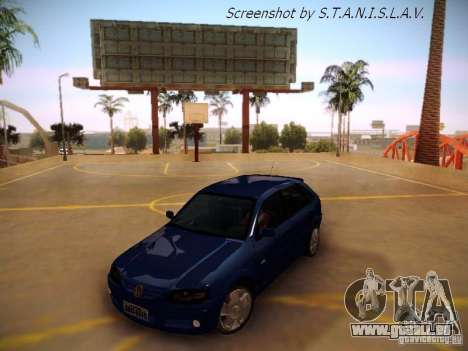Volkswagen Golf V2.0 Final pour GTA San Andreas