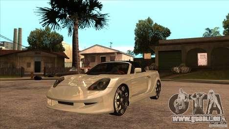 Toyota MR-S Veilside für GTA San Andreas
