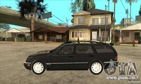 Mercedes-Benz W210 E320 1997 pour GTA San Andreas laissé vue