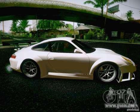 Porsche 911 GT3 pour GTA San Andreas vue de droite