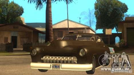 Hermes HD pour GTA San Andreas vue de droite