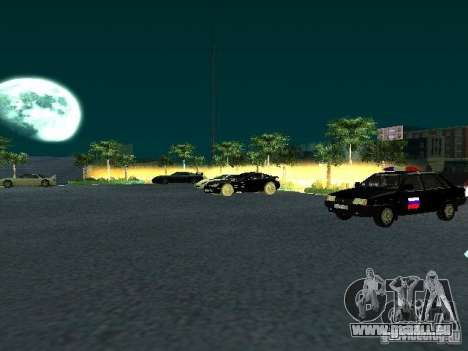 Nouveau showroom à San Fierro pour GTA San Andreas quatrième écran
