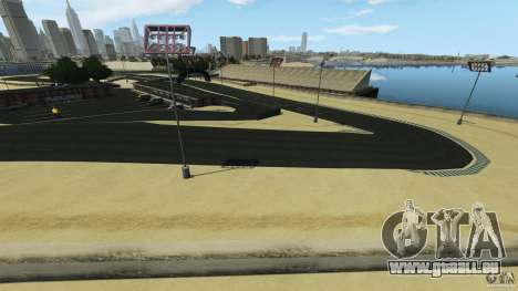 Laguna Seca [HD] Retexture für GTA 4 zwölften Screenshot