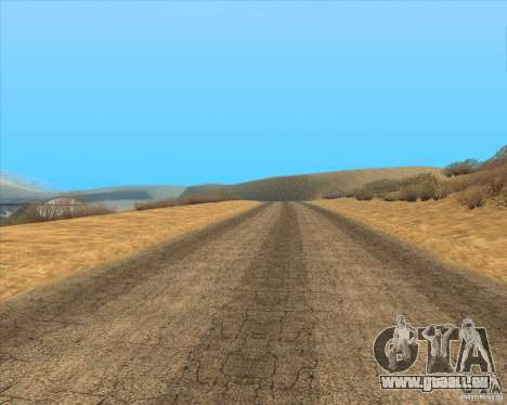 Desert HQ für GTA San Andreas neunten Screenshot