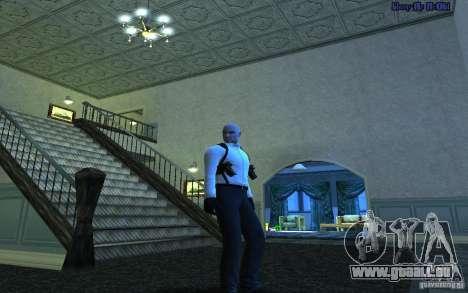 Agent 47 für GTA San Andreas