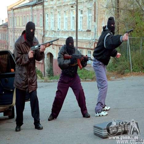 Écrans de chargement dans le style de bandit de  pour GTA 4 septième écran