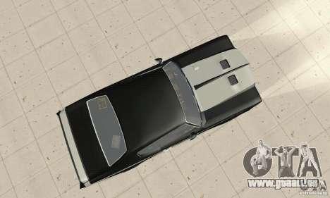 Buick GSX Stage-1 pour GTA San Andreas vue de droite