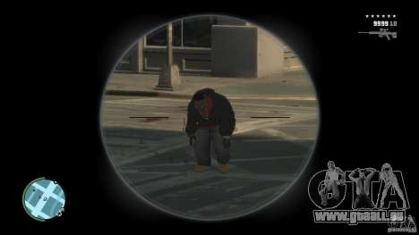 Contagium v1.2b für GTA 4 siebten Screenshot