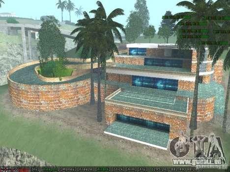 Neue Villa Med-Dogg für GTA San Andreas