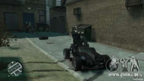 Banshee Go Kart pour GTA 4 est une gauche