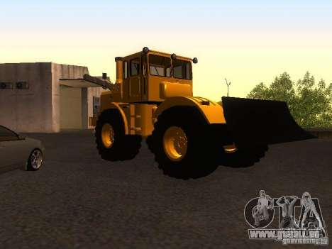 KIROVETS k-700 pour GTA San Andreas vue de droite